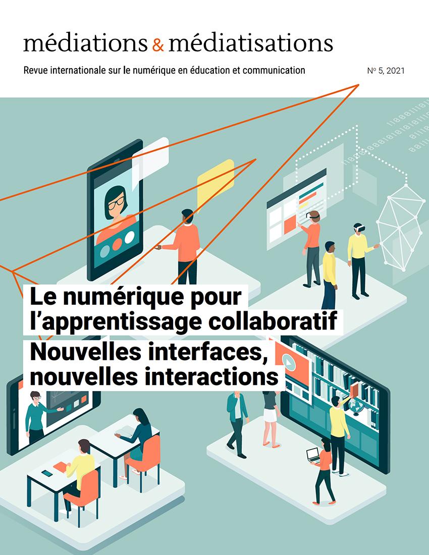 Couverture m&m5 - Exemples de collaboration numérique