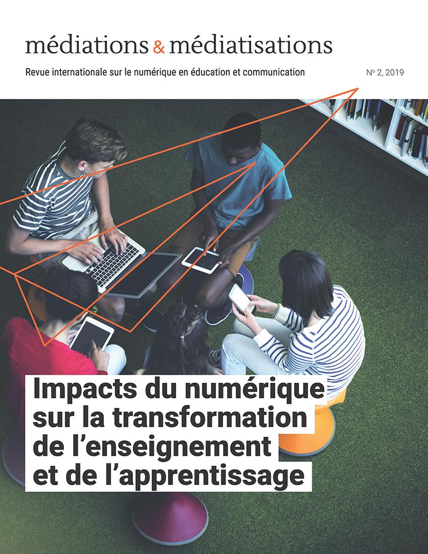 Impact du numérique (couverture)